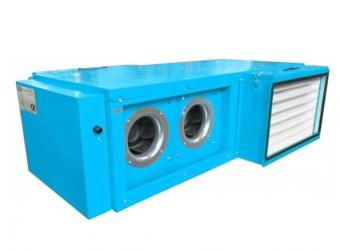 Установка iClimate 050W с водяным калорифером