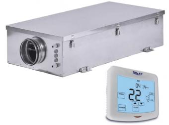Приточная установка Shuft ECO-SLIM 1100-15.0-3A