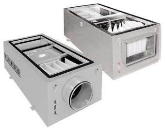 Приточная вентиляционная установка Energolux Energy E 2000-2.4 M1
