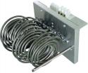 Опциональный электрический нагреватель EH-CAUF 500-1.2-1