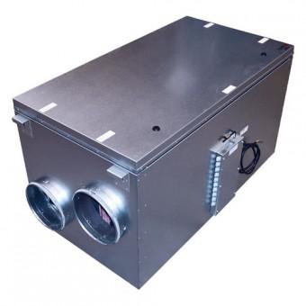 Приточно-вытяжная установка HERU 130 S EC 2A