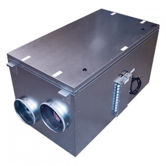 Приточно-вытяжная установка HERU 180 S EC 2A