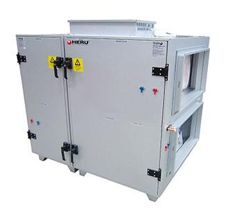 Приточно-вытяжная установка HERU 800 S RWR