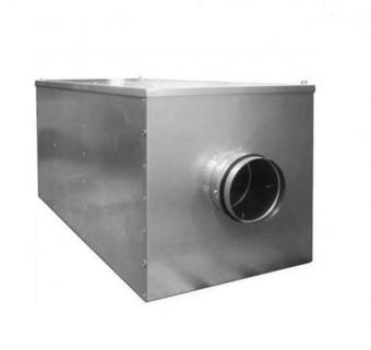 Компактная приточная установка MPU 125-2.5-1