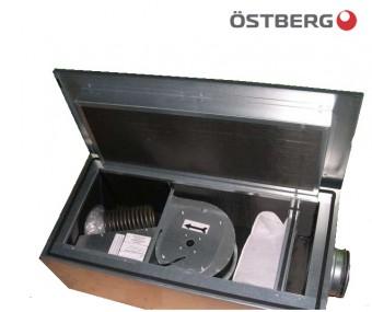 Компактная приточная установка Ostberg SAU 200 B1