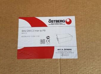 Компактная приточная установка Ostberg SAU 200 С3