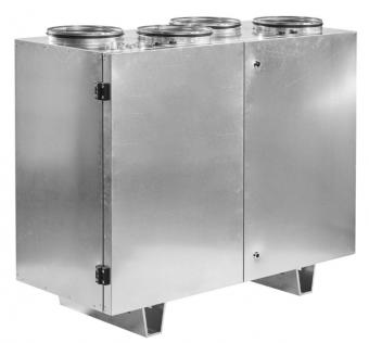 Приточно-вытяжная вентиляционная установка UniMAX-P 800 VER-A