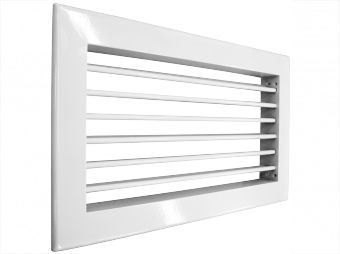 Настенная решетка АМН 300x100