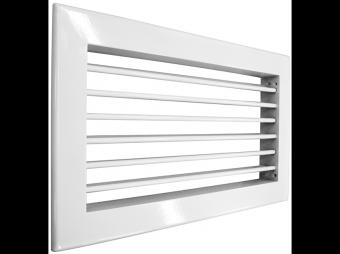 Настенная решетка АМН 400x100