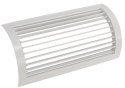 Решетка для круглых воздуховодов РВ 175x100