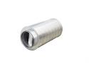 Шумоглушитель круглый CSD 400-600