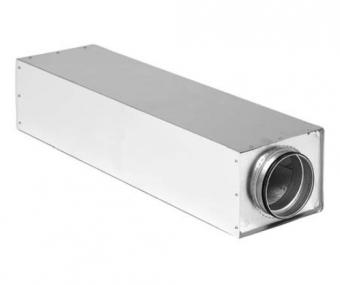Шумоглушитель круглый CSR 200-600