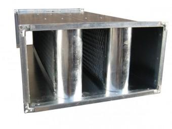 Шумоглушитель прямоугольный RSA 400x200x1000M1