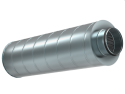 Шумоглушитель круглый Shuft SCr 125-600