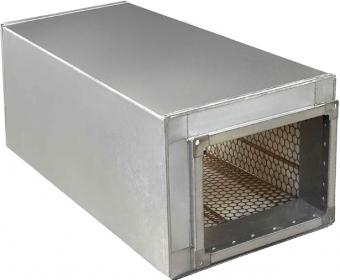 Шумоглушитель трубчатый прямоугольный ГТП 2-4 (400х300х600)