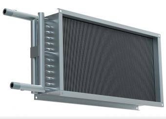 Водяной нагреватель PBAS 500x300-2-2.5