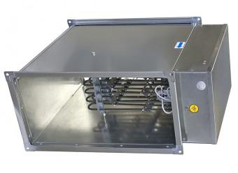 Канальный электронагреватель PBER 400x200-9.0