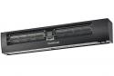 Электрическая тепловая завеса Tropik Line А5 Black