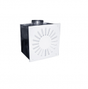 Воздухораспределитель вихревой 2ВПВ 450x450-16