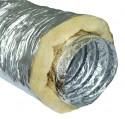 Воздуховод гибкий звукоизолированный Sonoduct 127 мм