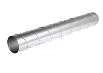 Воздуховод круглый оцинкованный 125 (3м)