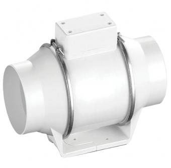 Вентилятор канальный Ballu Flow 125