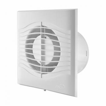 Вентилятор осевой с обратным клапаном ERA SLIM 4C MRH D100