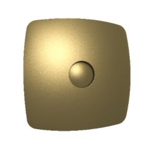Вентилятор осевой с обратным клапаном ERA RIO 4C Gold D98