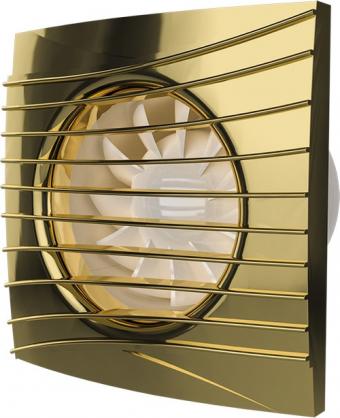 Вентилятор осевой с обратным клапаном ERA SILENT 5C Gold D125