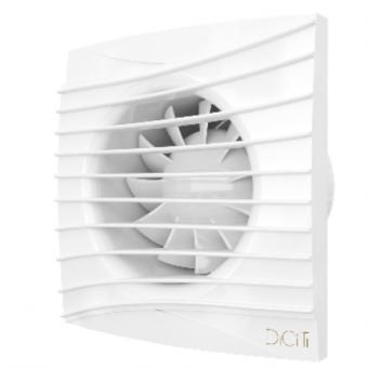 Вентилятор осевой с обратным клапаном ERA SILENT 5 MRH D125