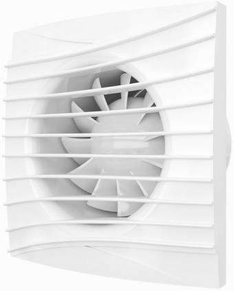 Вентилятор осевой с обратным клапаном ERA SILENT 4C D100
