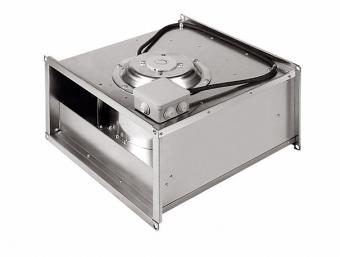 Канальный прямоугольный вентилятор Lufberg RL80-50-6D