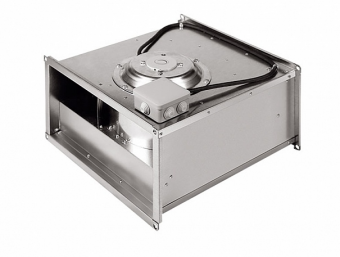 Канальный прямоугольный вентилятор Lufberg RL90-50-6D