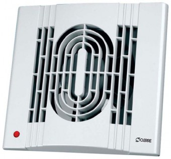 Осевой вентилятор O.Erre IN 10-4 SELV 12V Timer