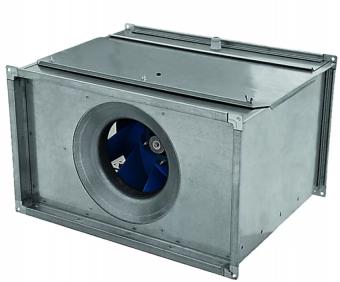 Канальный прямоугольный вентилятор LuftMeer LM Duct Q 100x50 FP.C40.040A2