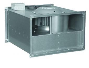 Канальный прямоугольный вентилятор LuftMeer LM Duct Q 80x50 FB.E50.4D