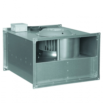 Шумоизолированный прямоугольный вентилятор SVPH 500x250-225.4D