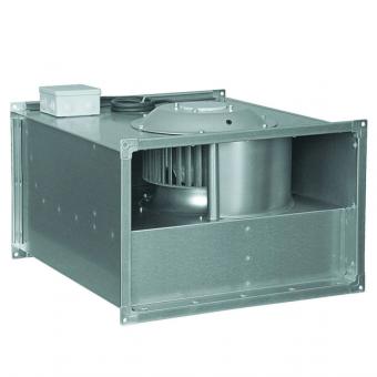Шумоизолированный прямоугольный вентилятор SVPH 500x300-250.4E