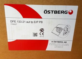 Центробежный вентилятор Ostberg DFE 133-21