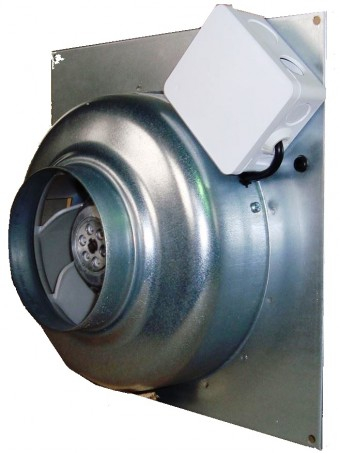 Канальный вентилятор Ostberg KVFU 100 C EC