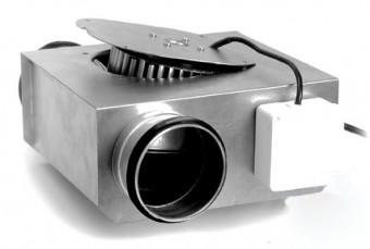 Низкопрофильный вентилятор Ostberg LPKB 125 C1