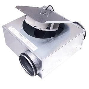 Низкопрофильный вентилятор Ostberg LPKB Silent 125 C1
