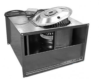 Шумоизолированный вентилятор ВКП-Ш 60-30-4D (380В)