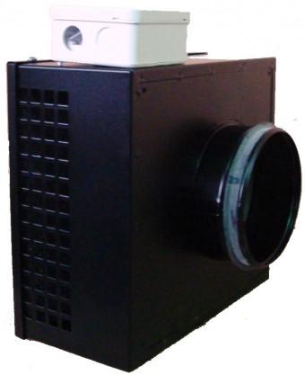 Настенные вентиляторы Ostberg RS 125 C EC