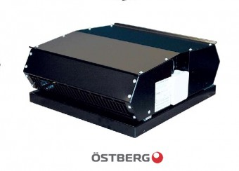Крышный вентилятор Ostberg TKH 400 D1