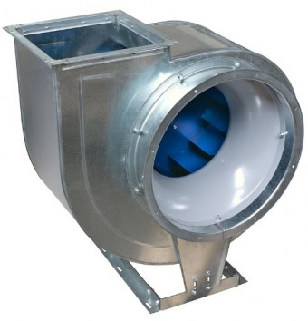 Вентилятор радиальный ВР 80-75 №4.0 (1.1 кВт)