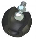 Виброизолятор резиновый ВР-203