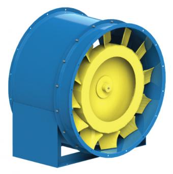 Вентилятор осевой 30-160-10.0 (7.5 кВт)