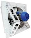 Оконный осевой вентилятор ВО-4.5 380В
