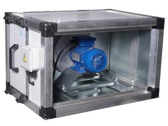 Вентилятор прямоугольный ВРС-К 100-50 (40-РЦ)